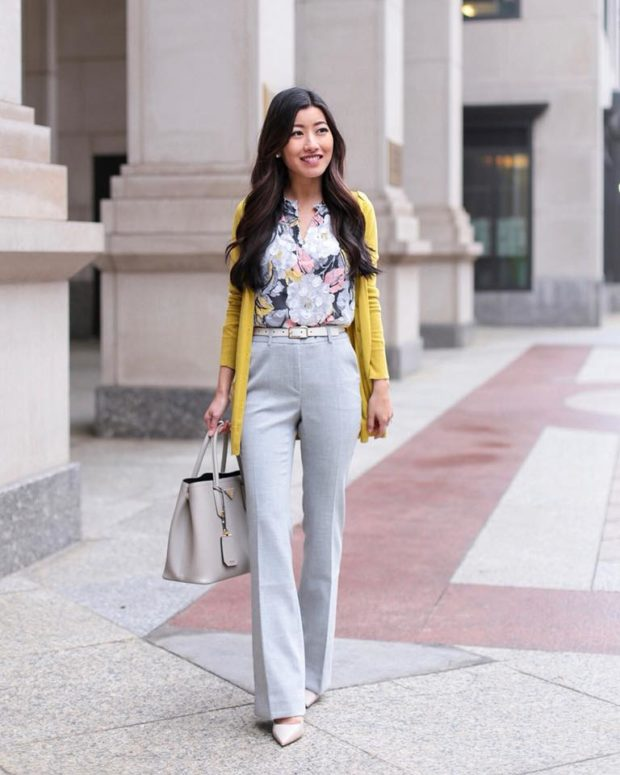 High Waisted Pants are Spring 2018 Must Have  17 Stylish Outfit Ideas