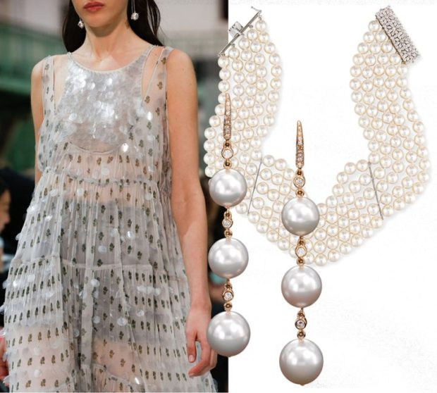 4 Spring Fashion Trends You've Got to Try - trends, spring, Pearls, pastel, fashion