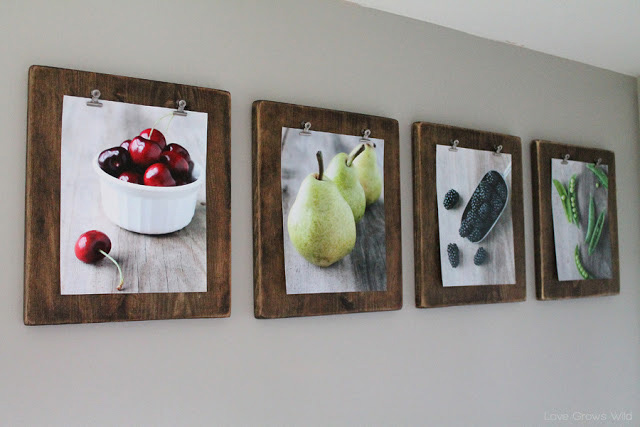 20 DIY Picture Frame Ideas For Personalized Home Decor ...