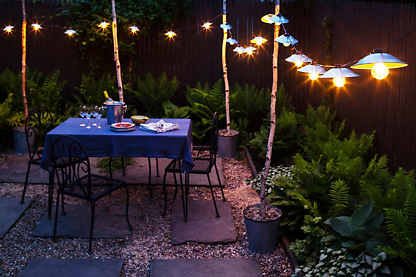 16 stunning diy outdoor lighting ideas style motivation mozeypictures Image collections