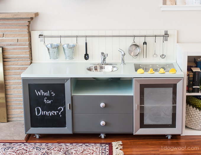 15 Great Diy Play Kitchen Ideas And Tutorials Style