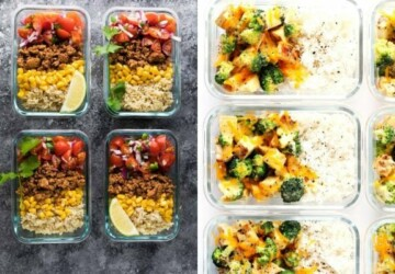 Delicious Meal Prep Recipes For Healthy Lunches - spring lunch recipes, Meal Prep Recipes For Healthy Lunches, Meal Prep Recipes, Meal Prep, lunch Recipes, Healthy Chicken Meal Prep Recipes
