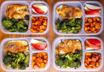 Healthy Chicken Meal Prep Recipes and Ideas - Meal Prep, Healthy Chicken Meal Prep Recipes, Healthy Chicken Meal Prep, Chicken Meal Prep Recipes, Chicken Meal Ideas