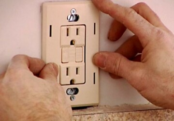 Safe DIY Home Electrical Projects - safe diy project, light switch, fan installation