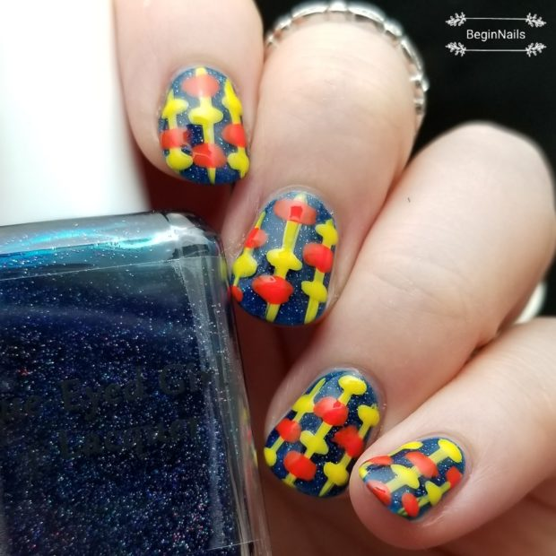 15 Cool Nail Art Trends for Summer