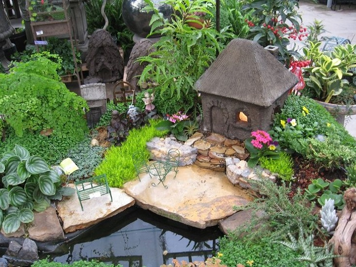 15 Diy Miniature Fairy Garden Ideas