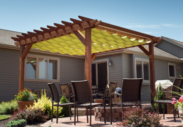 15 DIY Pergola Ideas and Plans You Can Build in Your Garden - Pergola Design ideas, Pergola design, DIY Pergola plans, DIY Pergola Ideas, DIY Pergola, deck pergola