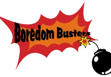 15 Boredom Busters Your Kids Will Actually Love - diy kids crafts, Boredom Busters ideas, Boredom Busters
