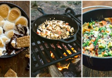 15 Great Recipes To Try On Your Next Camping Trip - Camping Trip recipes, Camping Trip, camping recipes, Camping