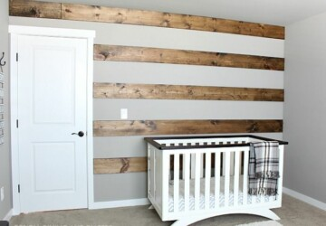 Home Decor: DIY Striped Walls - wall color, Striped Walls, DIY Striped Walls, accent walls