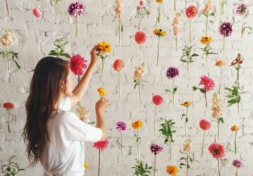 Creative and Easy Diy Backdrops You Can Make - DIY Photo, DIY party favors, diy party decorations, diy party crafts, Diy Backdrops, Backdrops
