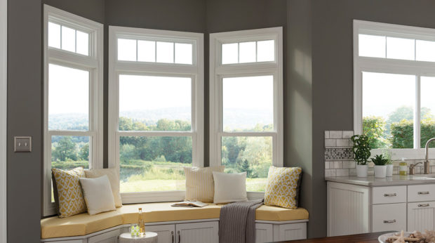 Windows USA: Advantages of Double Paned, Energy Efficient Vinyl Windows - windows, vinyl, styles, sound reduction, home value, home, environment, curb appeal, business