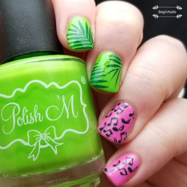 14 Fabulously Floral Nail Art Designs for Summer (Part 1)