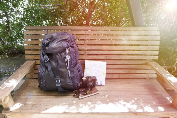 VPN and One Backpack Is All You Need To Travel - waterproof, travel tips, travel, backpack