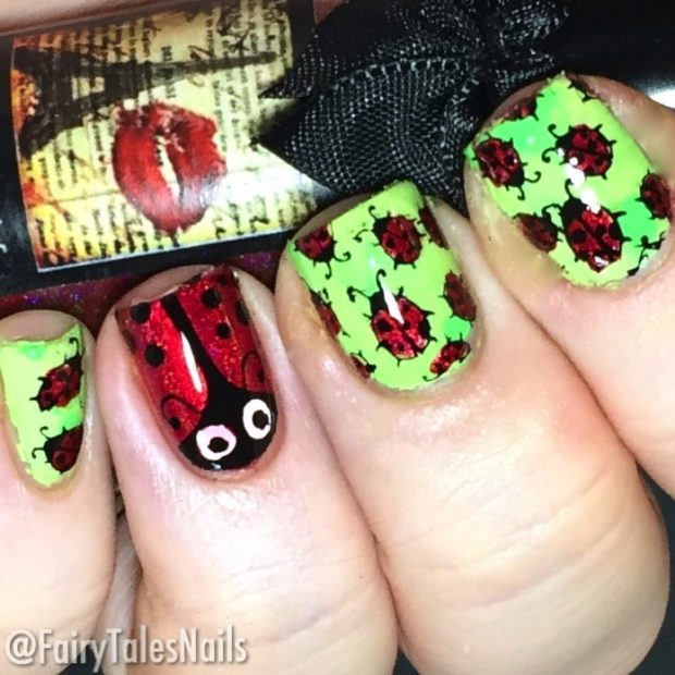 Have a Sun sational Summer With These Fruit  and Animal Nail Art Ideas
