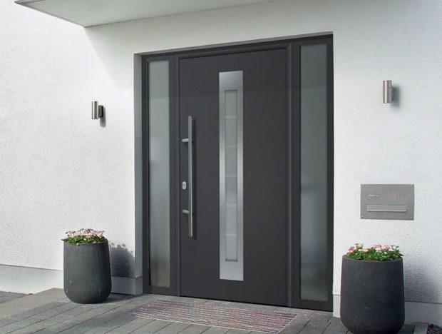 Top 5 Doors Used in Modern Architecture - timber, thermal front doors, steel doors, modern architecture, leaf doors, glass doors, door