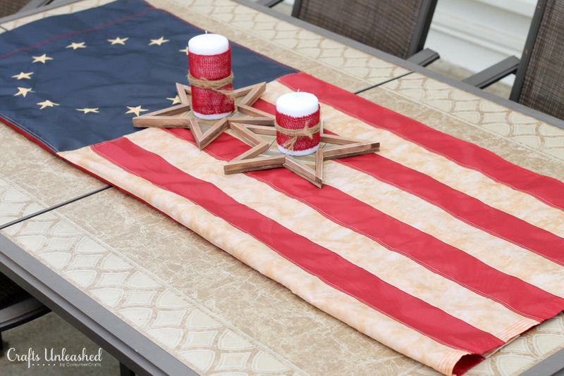 4th Of July Wood Decor