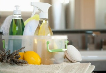 DIY Cleaning Recipes for Daily Use - Homemade, diy cleaners, diy