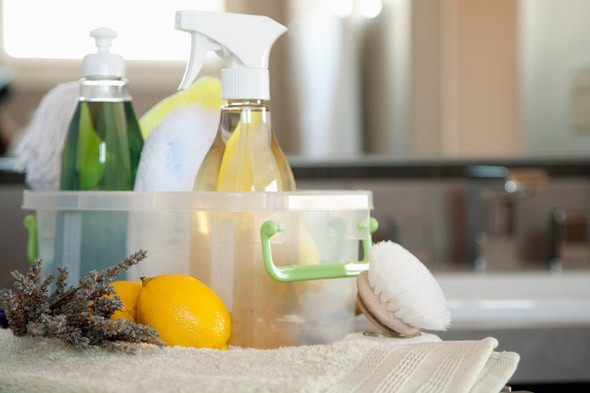DIY Cleaning Recipes for Daily Use