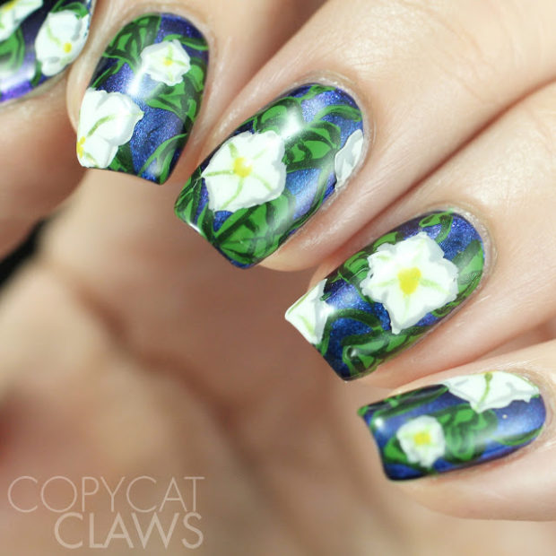 Best White Nail Designs for Summer (Part 1)
