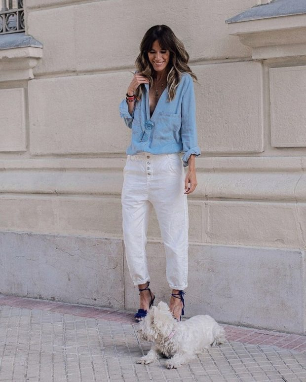 15 Cute and Trendy Summer Work Outfit Ideas for 2018 (Part 1)