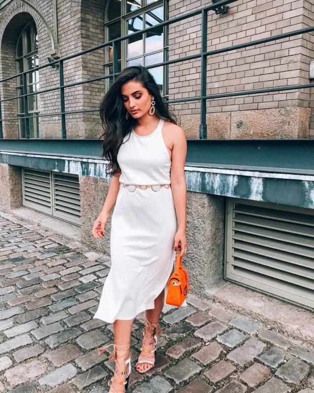 Whites for Summer: 15 All White Summer Looks + Outfit Inspiration