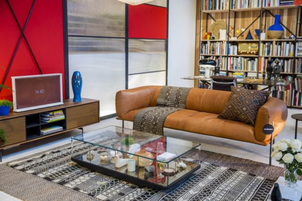 Quality Sofas Are Making A Comeback - Rondo Sofa, Hendricks Three-Seater, Cinephile' corner sofa