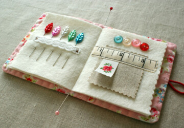 DIY Projects: 13 Fun Beginner Sewing Projects - Sewing Projects, Free Sewing Patterns, DIY Summer Sewing Projects, DIY Sewing Projects, Beginner Sewing Projects, Beginner Sewing