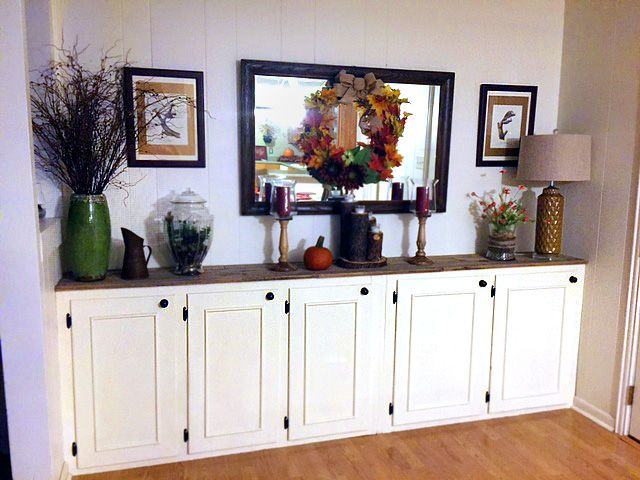 Diy Repurposing Ideas For Old Kitchen Cabinets Style