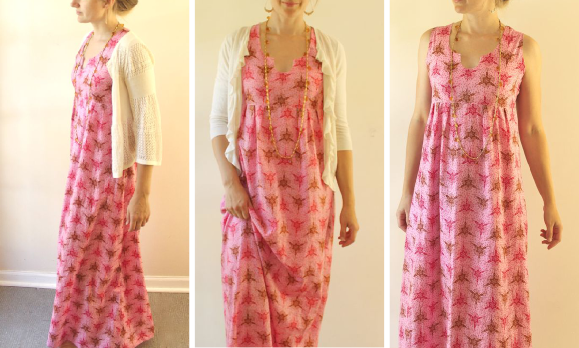 17 Amazing Free Maxi Dress Patterns and Sewing Tutorials - Style ...