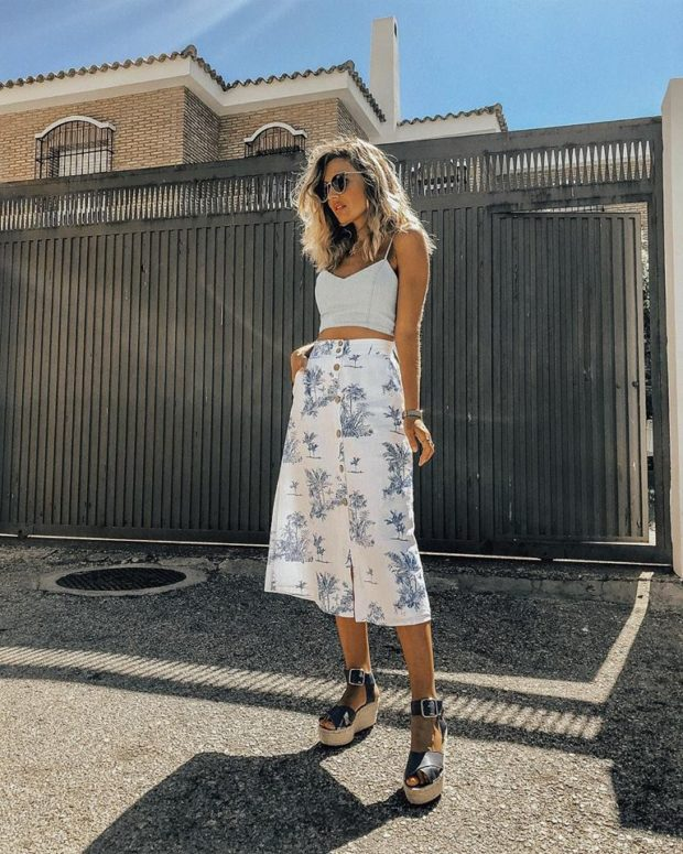 15 Best Casual Outfit Ideas For The End Of Summer (Part 2)