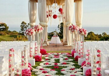 18 Ways to Personalize Your Wedding Ceremony - WREATHS Wedding Ceremony Arches, wedding theme, Wedding Decor Ideas, Wedding Ceremony Arches, Wedding Ceremony