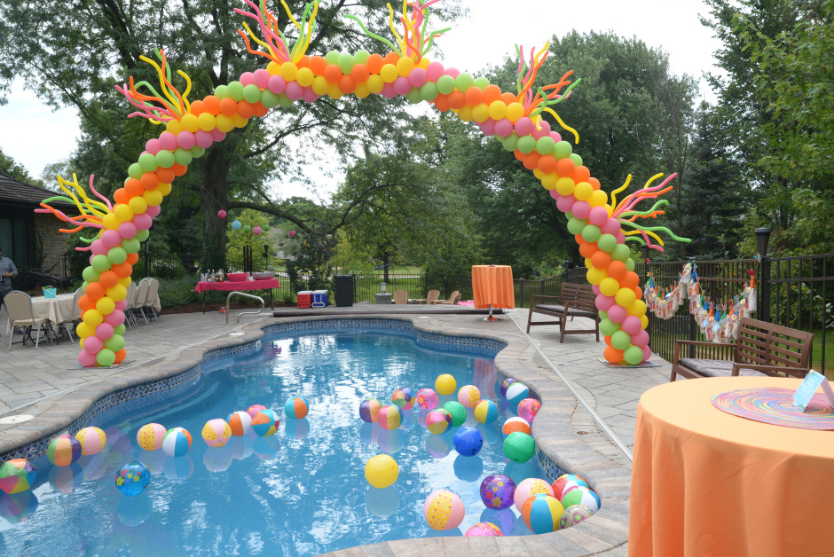 10 Amazing Ideas For Summer Birthday Party Decorations