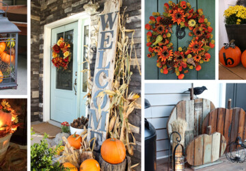 20 Fall Porch Decorating Ideas - Porch Decor Ideas, Fall Porch Decorating Ideas, fall porch decor, Fall Porch, fall Decorating Ideas