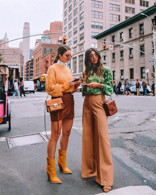 New York Fashion Week 2018: Best Street Style Looks Around The City (Part 2)