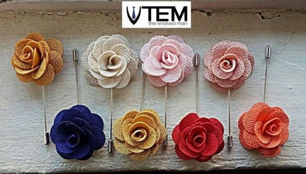 TIPS TO WEAR A LAPEL Flower | Gentleman Style - weddings, styling, men, lapel flowers, fashion, everyday wear