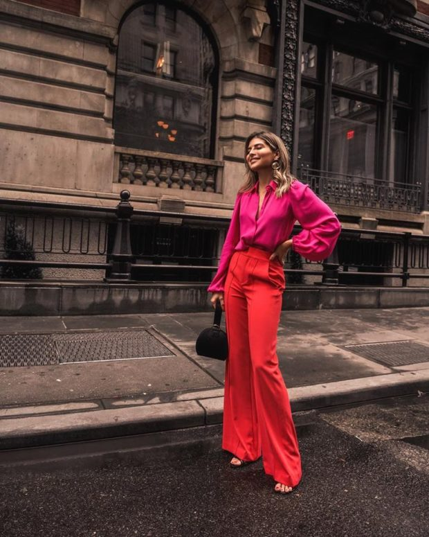 New York Fashion Week 2018: Best Street Style Looks Around The City