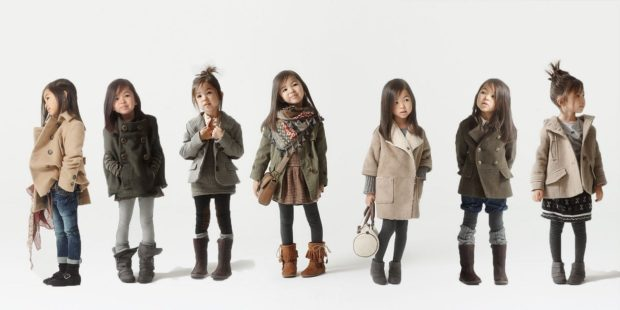 Ways To Sustain Your Fashionable Kid