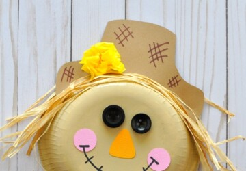 13  Fun DIY Scarecrow Crafts for Kids - Scarecrow Crafts for Kids, DIY Scarecrow Crafts for Kids, DIY Scarecrow, diy kids crafts