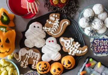 15 Halloween Party Food Ideas for Kids (Part 1) - Halloween recipes, Halloween Party Food Ideas for Kids, Halloween Party Food Ideas, Halloween Party Food, Halloween party, diy Halloween party