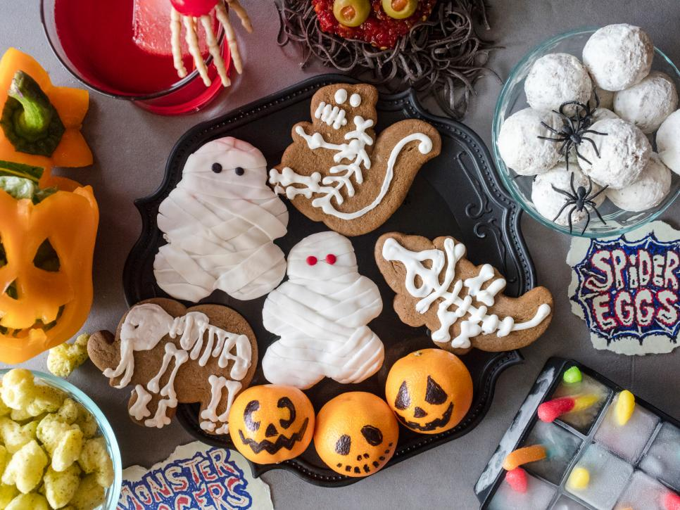 15 Halloween Party Food Ideas For Kids Part 1