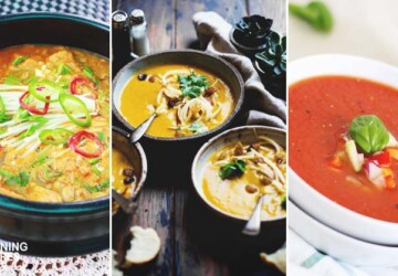 15 Soup Recipes to Keep You Warm This Fall - Warming Soup Recipes, Soup Recipes to Keep You Warm This Fall, soup recipes, Soup Recipe, soup