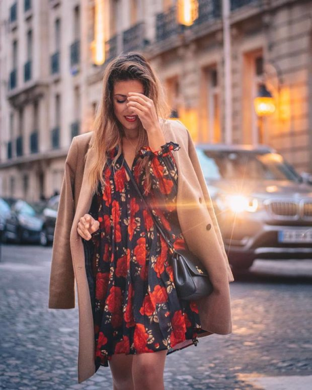 15 Cute Fall Dresses For Work And Casual