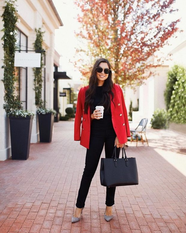 15 Chic Outfit Ideas To Inspire Your Style This October