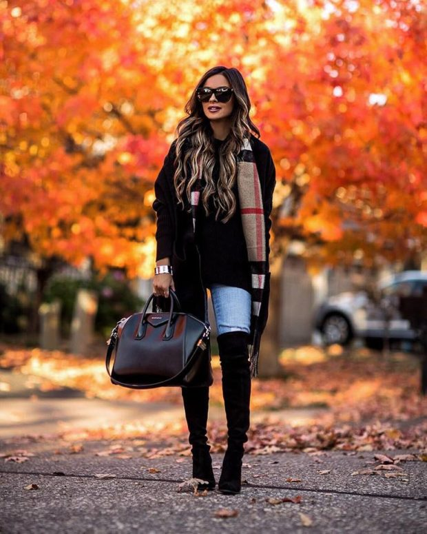 15 Next Level Fall Outfit Ideas