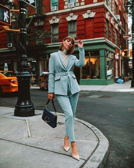 15 Ways to Wear a Blazer This Fall 2018