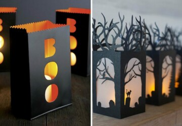 14 Halloween DIY Decoration Hacks - Halloween DIY Decoration Hacks, halloween diy, diy Halloween decorations, diy Halloween
