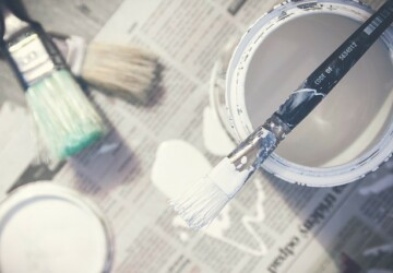 The Toxic-Free Home: The Beginner's Guide to Non-Toxic Alternative Paints - zero voc, toxic-free, paint, natural paints, low voc, ingredients, home, earth pigments