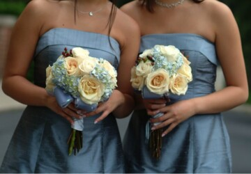 Homemade Wedding Bouquets: The Basics - wedding, packages, Homemade, flowers, diy, blossoms