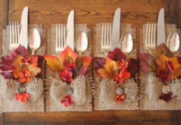 19 Simple DIY Thanksgiving Decorations (Part 1) - diy thanksgiving decorations, DIY Thanksgiving Decoration, DIY Thanksgiving Decorating Ideas